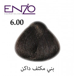 ENZO HAIR COLOR 6.00
