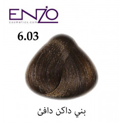 ENZO HAIR COLOR 6.03