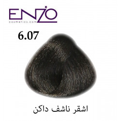 ENZO HAIR COLOR 6.07