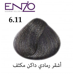 ENZO HAIR COLOR 6.11