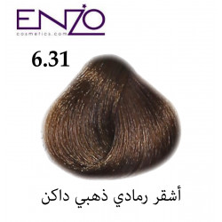 ENZO HAIR COLOR 6.31
