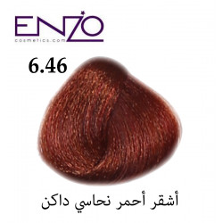 ENZO HAIR COLOR 6.46