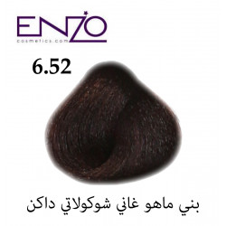 ENZO HAIR COLOR 6.52