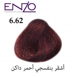 ENZO HAIR COLOR 6.62