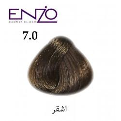ENZO HAIR COLOR 7.0