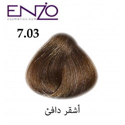 ENZO HAIR COLOR 7.03