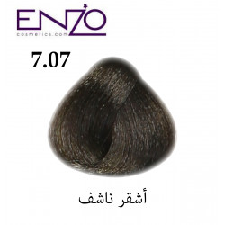 ENZO HAIR COLOR 7.07