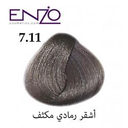 ENZO HAIR COLOR 7.11