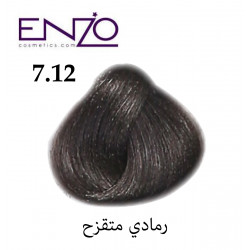 ENZO HAIR COLOR 7.12