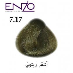 ENZO HAIR COLOR 7.17