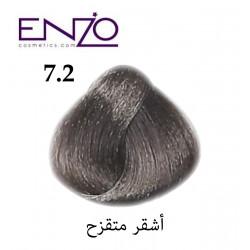 ENZO HAIR COLOR 7.2