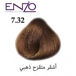 ENZO HAIR COLOR 7.32