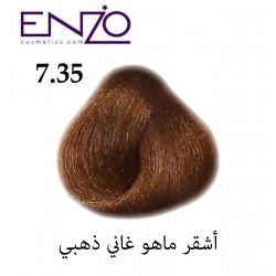 ENZO HAIR COLOR 7.35