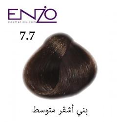 ENZO HAIR COLOR 7.7
