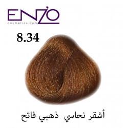 ENZO HAIR COLOR 8.34
