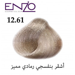 ENZO HAIR COLOR 12.61