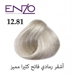ENZO HAIR COLOR 12.81