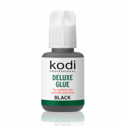 KODI DELUXE GLUE FOR EYELASH & EYEBROW EXTENSION BLACK 10g