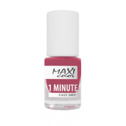 Maxi Color - 1 Minute Fast Dry - №18 - 6ml