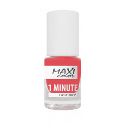Maxi Color - 1 Minute Fast Dry - №19 - 6ml