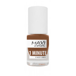 Maxi Color - 1 Minute Fast Dry - №12 - 6ml