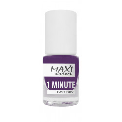Maxi Color - 1 Minute Fast Dry - №21 - 6ml