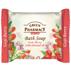 Green Pharmacy, Bar Soap, Goji And Almond Oil