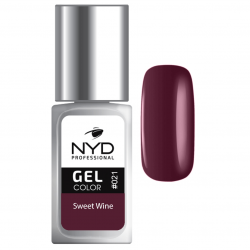 NYD PROFESSIONSL GEL COLOR - 021