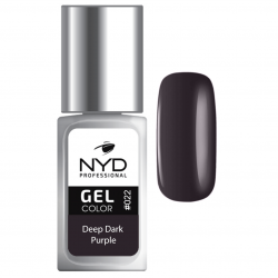 NYD PROFESSIONSL GEL COLOR - 022