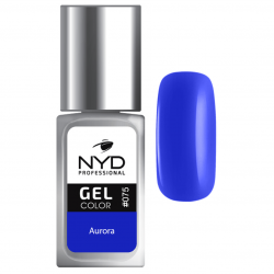 NYD PROFESSIONSL GEL COLOR - 075