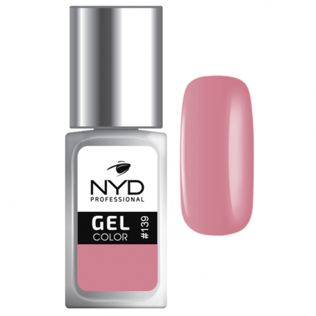 NYD PROFESSIONSL GEL COLOR - 139