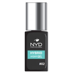 NYD HYBRID LAQUER GEL (NO LAMP NEEDED) - 02