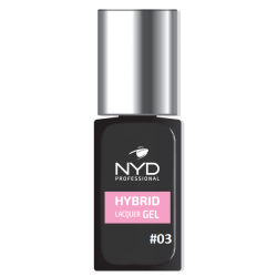NYD HYBRID LAQUER GEL (NO LAMP NEEDED) - 03