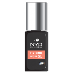 NYD HYBRID LAQUER GEL (NO LAMP NEEDED) - 04