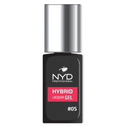 NYD HYBRID LAQUER GEL (NO LAMP NEEDED) - 05