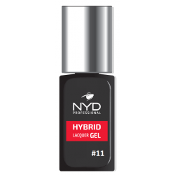 NYD HYBRID LAQUER GEL (NO LAMP NEEDED) - 11