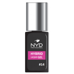 NYD HYBRID LAQUER GEL (NO LAMP NEEDED) -14