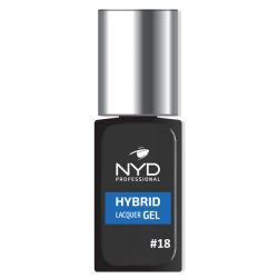 NYD HYBRID LAQUER GEL (NO LAMP NEEDED) - 18