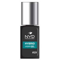 NYD HYBRID LAQUER GEL (NO LAMP NEEDED) -19