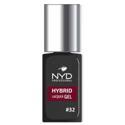 NYD HYBRID LAQUER GEL (NO LAMP NEEDED) - 32