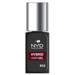 NYD HYBRID LAQUER GEL - 01