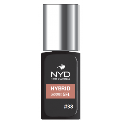 NYD HYBRID LAQUER GEL (NO LAMP NEEDED) - 38