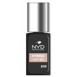 NYD HYBRID LAQUER GEL (NO LAMP NEEDED) - 39