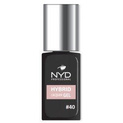 NYD HYBRID LAQUER GEL (NO LAMP NEEDED) - 40