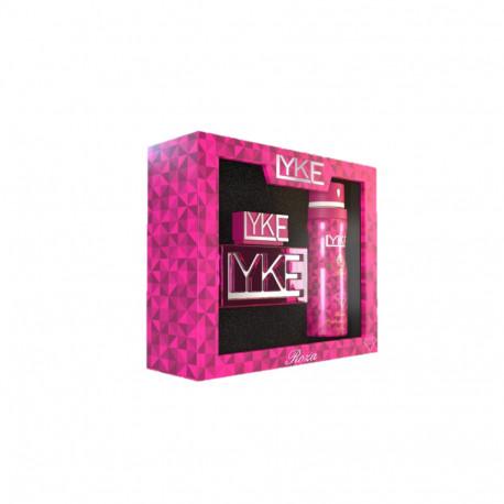 Lyke, Perfume Set, Roza