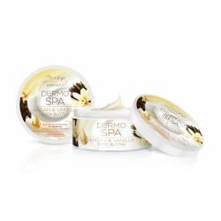 Dermo Spa, Argan & Vanilla. Body Butter With Argan Oil