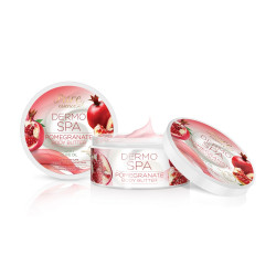 Dermo Spa, Pomegranate. Body Butter With Olive Oil.