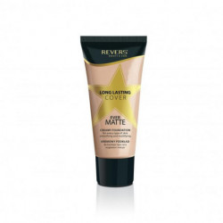 Revers, Long Lasting Cover Foundation 30ml
