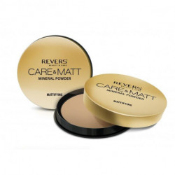 Revers, Care & Matt Compact Powder 8g