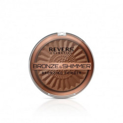 Revers, Bronze & Shimmer Bronzing- Brightening Powder